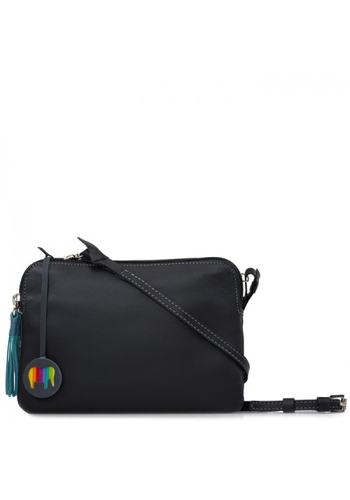 MYWALIT  Double Zip Cross Body