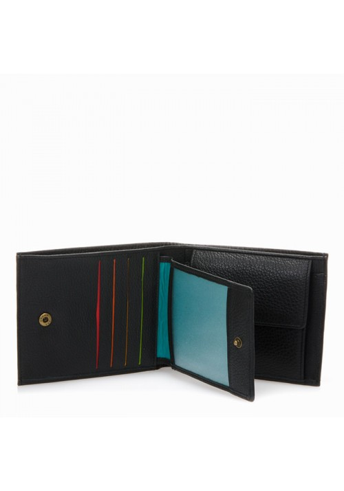 Panama Wallet with Inner Leaf
