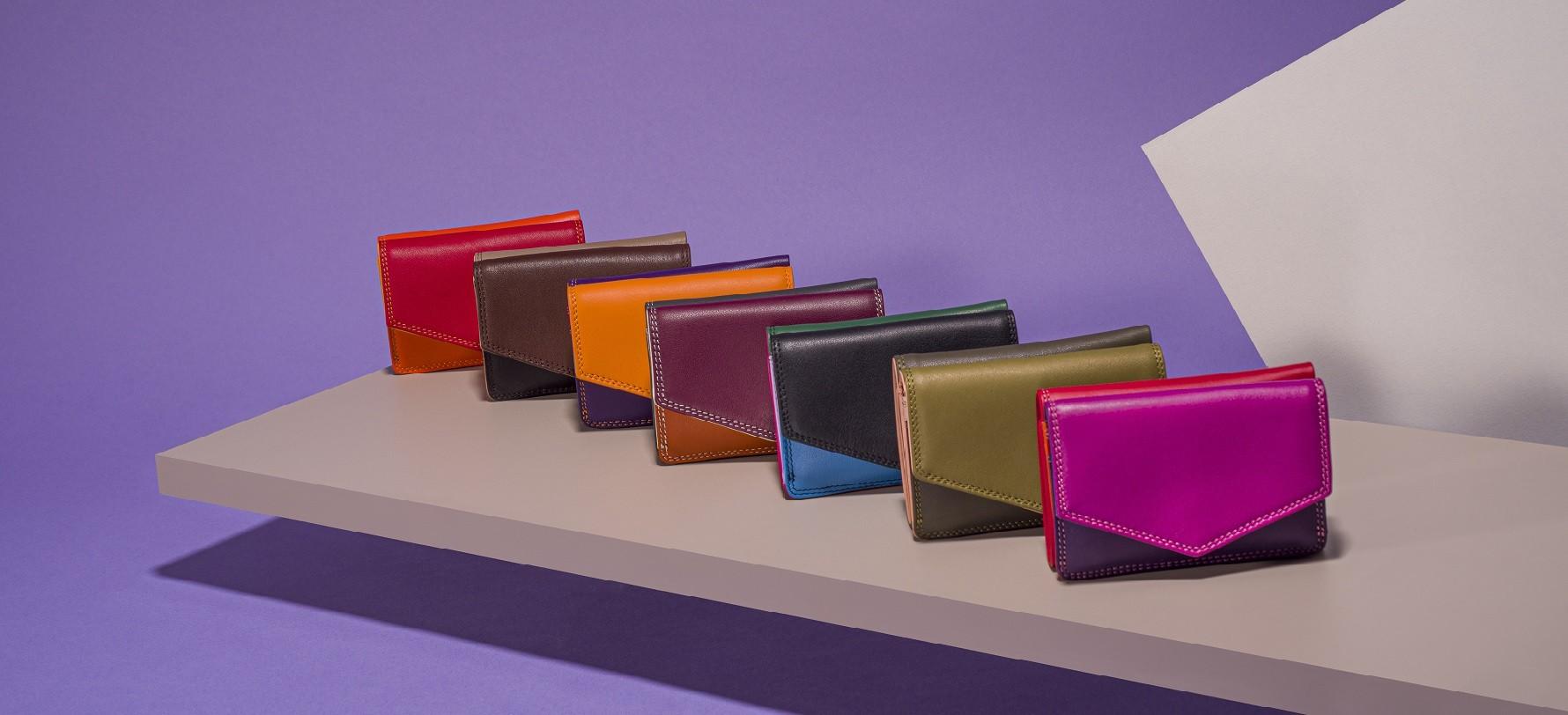 barevné kolekce